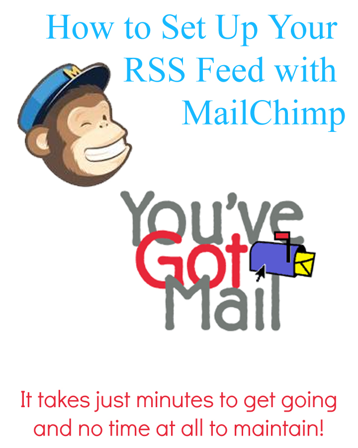 how to set up rss feed with mailchimp