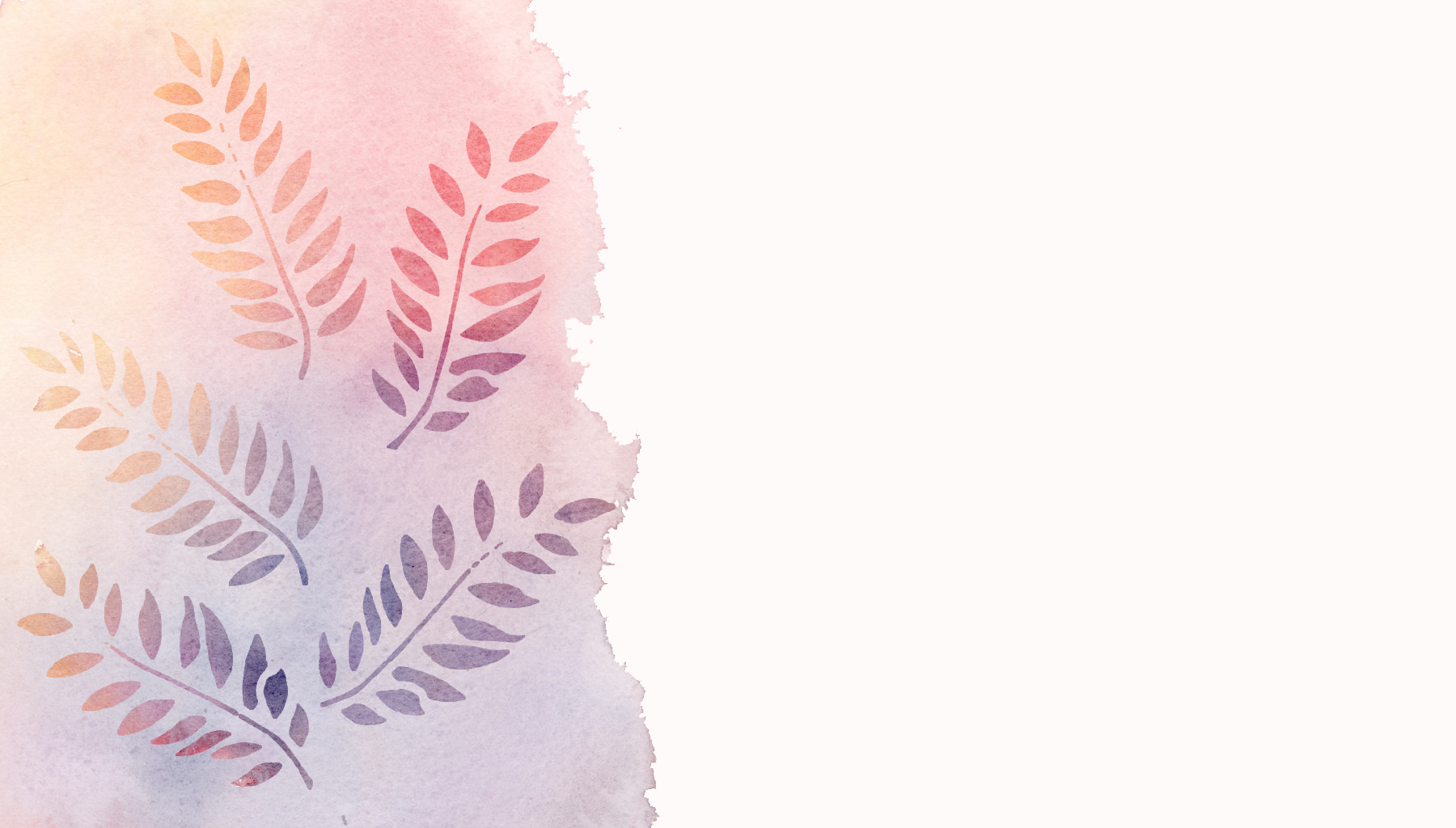 Fall Succulent Wallpaper Spring Time Watercolor Wallpapers My Craftily Ever After