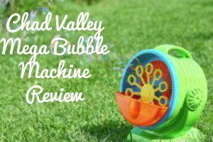 chad valley mega bubble machine review