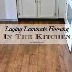 Laminate Flooring Kitchen Coastal Decor Makeover My Creative Days