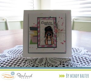 Capture the Moment Stamp Set by Fun Stampers Journey