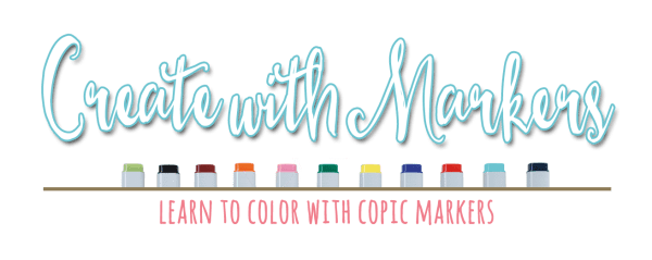 Create with Markers Class logo