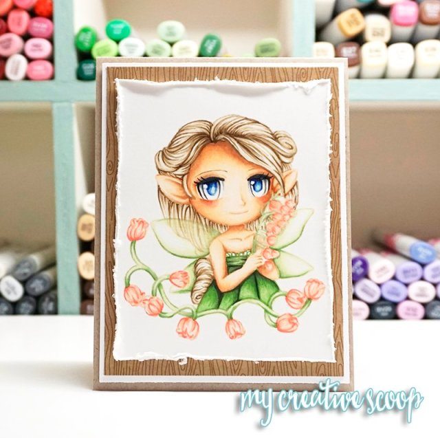 How to Color Eyes using Copic Markers - Whimsy Stamps