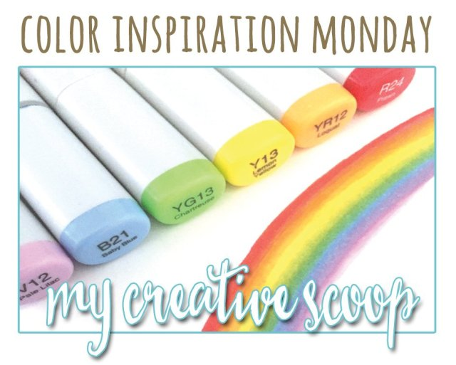 Color Inspiration Monday Link Up10