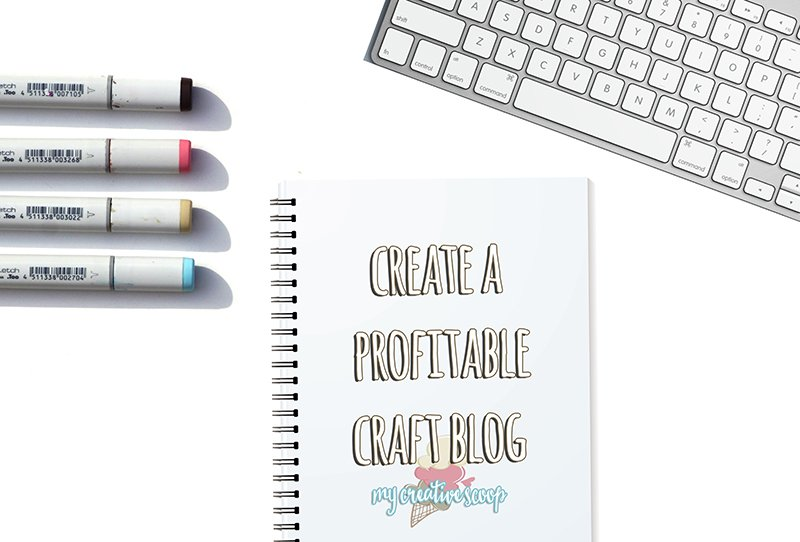 Create a Profitable Craft Blog - with Melyssa Griffin