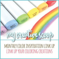 Monthly Color Inspiration Link Up 21