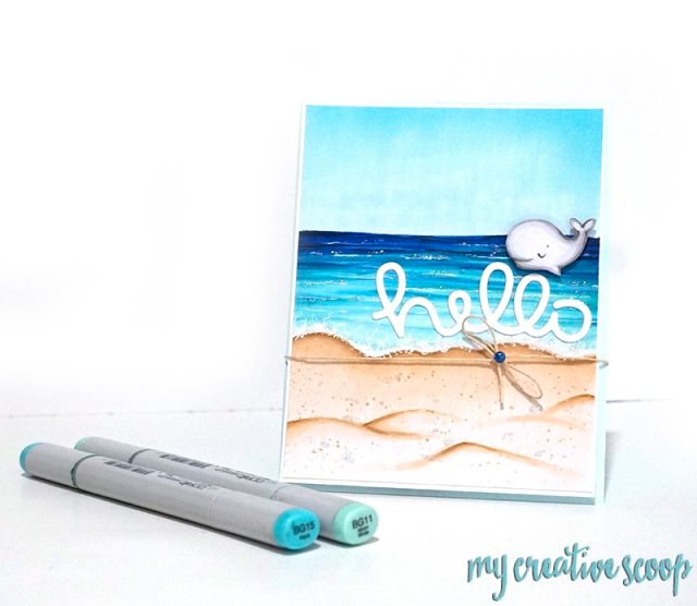 Water Techniques you want to learn using Copic Markers