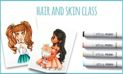 Online Copic Marker Classes