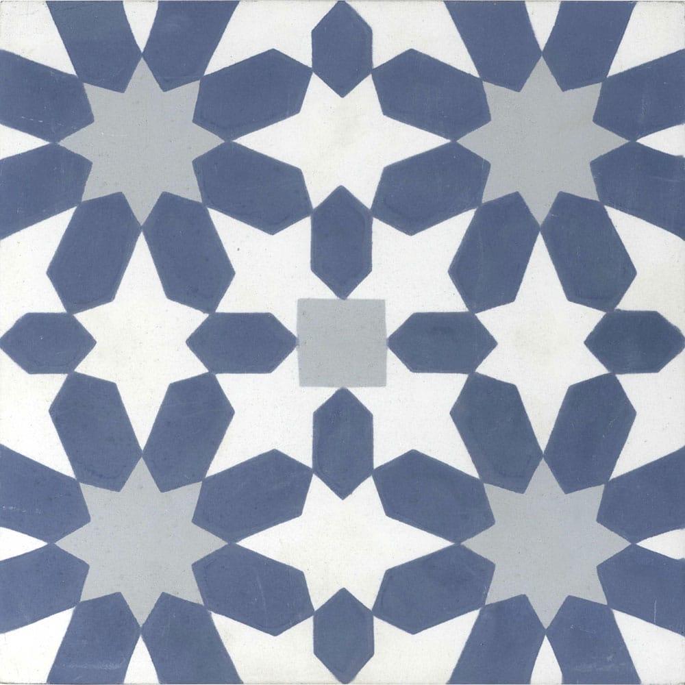 cadiz2 8x8 encaustic cement tile