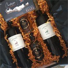 Επιχειρηματικό σετ δώρου με Κρητικά Κρασιά Τσικουδιές & Κεράσματα