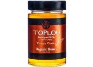 Βιολογικό Μέλι Τοπλού Σητείας με Θυμάρι Πεύκο Βότανα - Great Taste Βραβείο 400gr