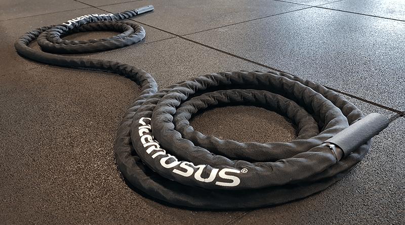 battle rope lacertosus recensione