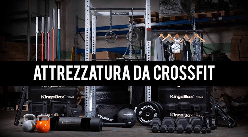 Attrezzatura CrossfiT E Palestra Guida e Consigli
