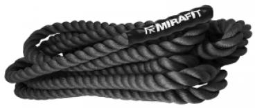 mirafit fune da allenamento battle rope