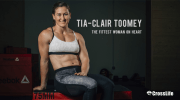 Intervista a Tia Clair Toomey - The Fittest Woman on Heart