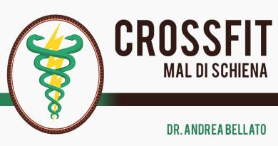 Mal di schiena e CrossFit