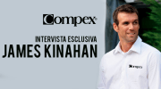 Intervista a James Kinahan Sales & Marketing Manager di Compex Italia