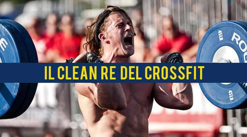 crossfit clean esercizio