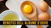 Albume d'uovo : benefici per la salute e informazioni nutrizionali