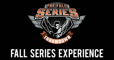 fall series experience 2