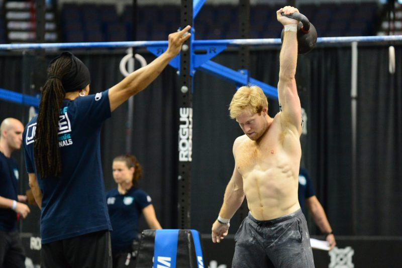 CrossFit® games patrick vellner