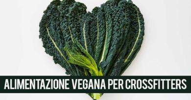 alimentazione vegana per crossfitters