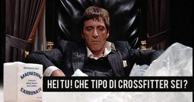 Hei Tu ! Che tipo di CrossFitter sei
