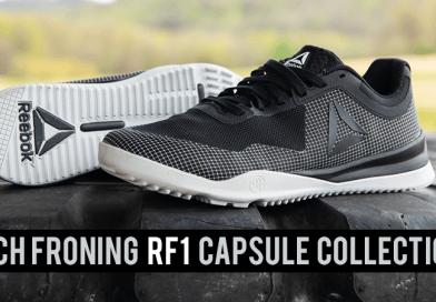 Rich Froning presenta la Capsule Collection per Reebok