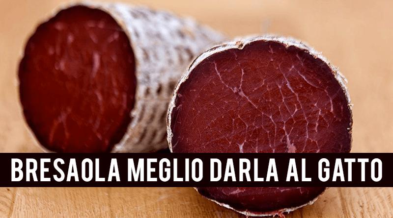 come mangiare la bresaola a dieta