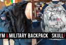 Military e Gym Backpack di SkullFit | Zaini da palestra e non solo