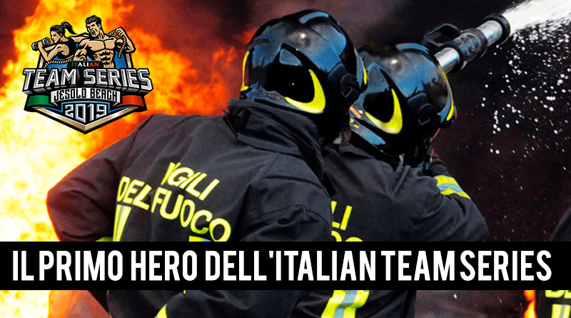 Hero Wod Italian Team Series 2019