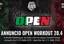 Open 20.4 CrossFit Italian Showdown