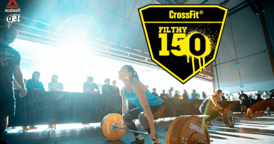 Filthy 150 2019 CrossFit Sanctional 2