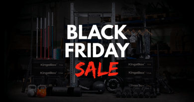 black friday crossfit