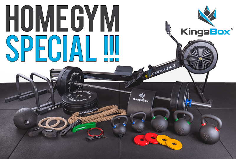 home gym kingsbox