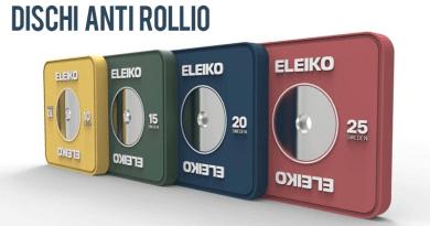 DISCHI ANTI ROLLIO ELEIKO