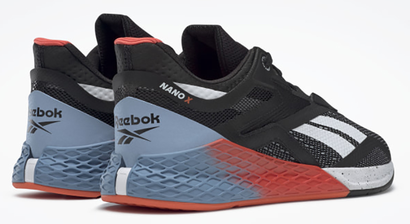 Reebok Nano x CrossFit 3