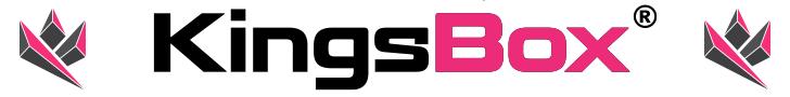 logo banner kingsbox
