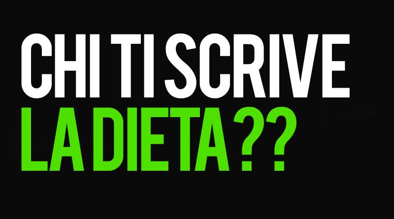 Chi può prescrivere una dieta