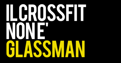 GREG GLASSMAN NON è CROSSFIT