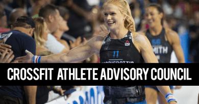 Arriva l'Athlete Advisory Council di CrossFit