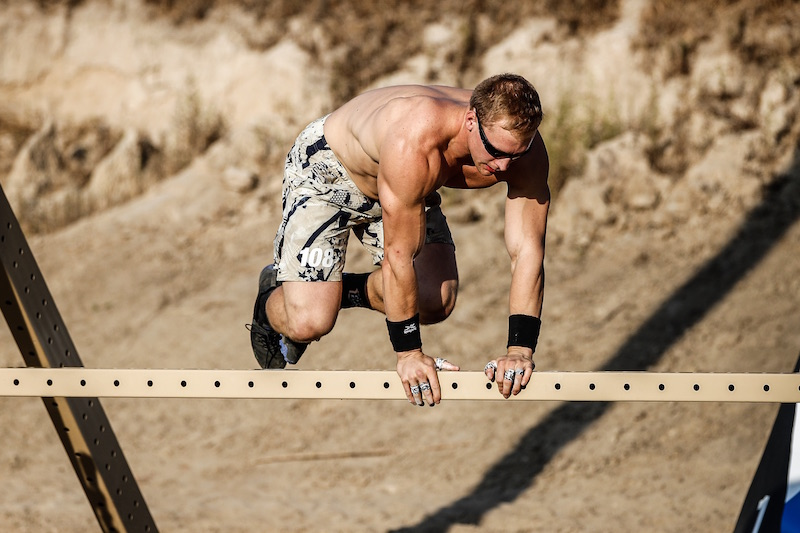 CrossFit Games event 9