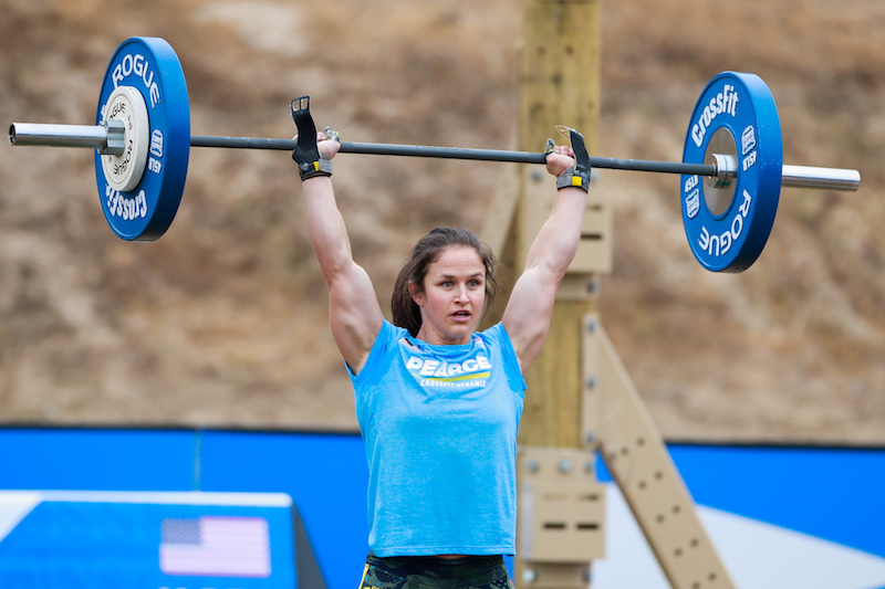 Photo by Duke Loren/CrossFit Games