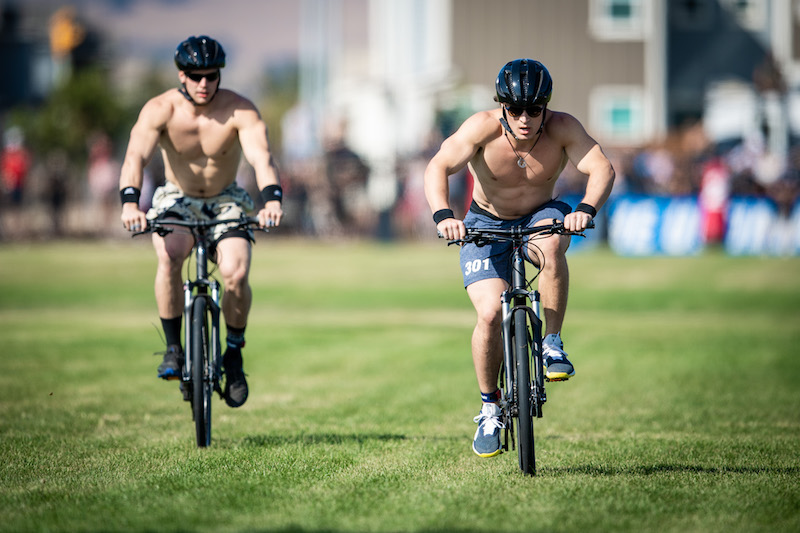 CrossFit Games event 8