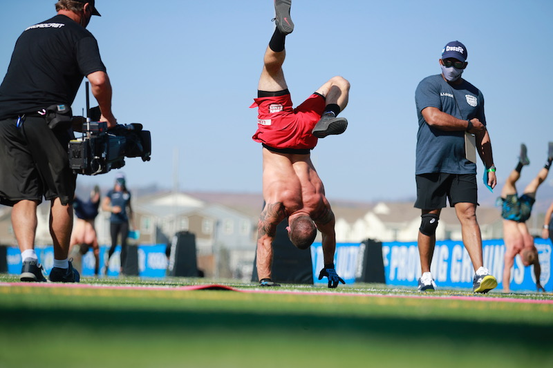 Event 4 CrossFit Games