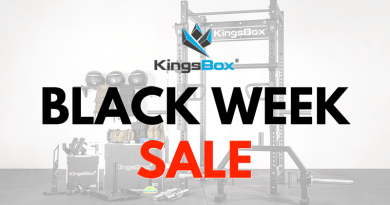 Black Week Kingsbox Sconti CrossFit