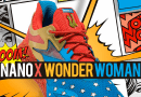 Reebok nano x wonder woman