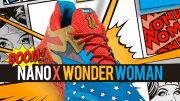 Reebok lancia le Nano X Wonder Woman | BELLISSIME !!