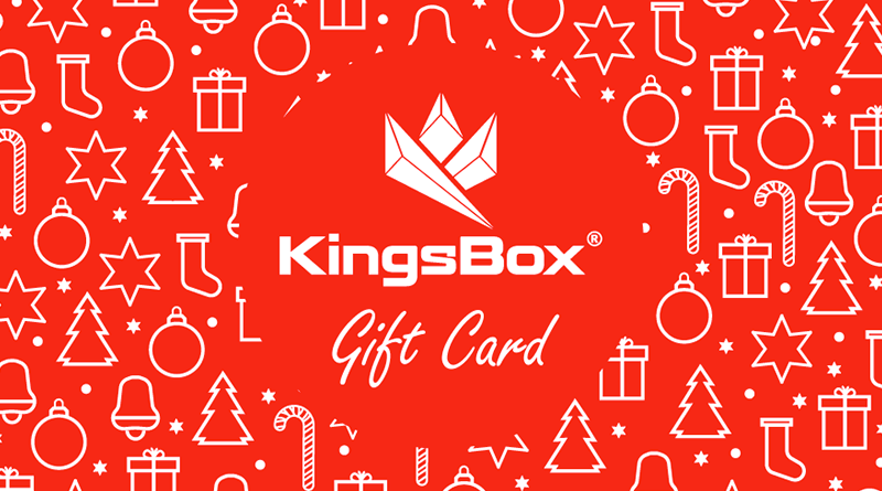 Regala una gift card CrossFit KingsBox