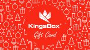 Regala una Gift Card di KingsBox a chi vuoi più bene